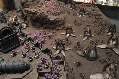 Warhammer world photos