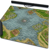 Battle mat: Age of kings