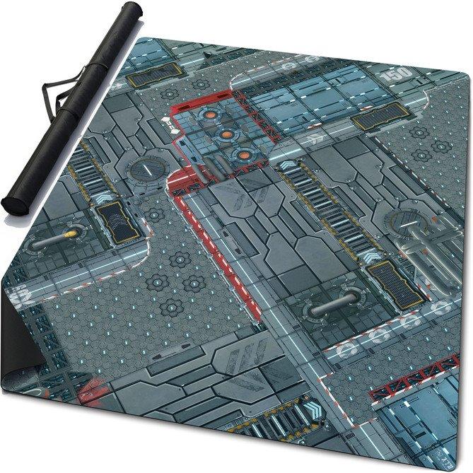 Battle mat: Gigafactory