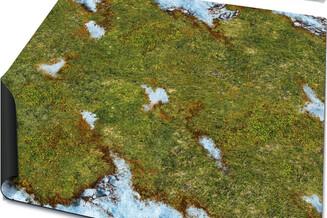 Battle mat: Vernal grass