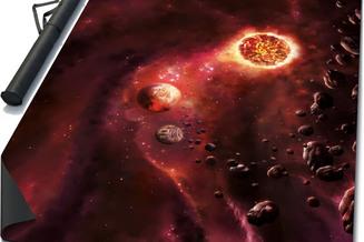 Battle mat: Vulcan-6