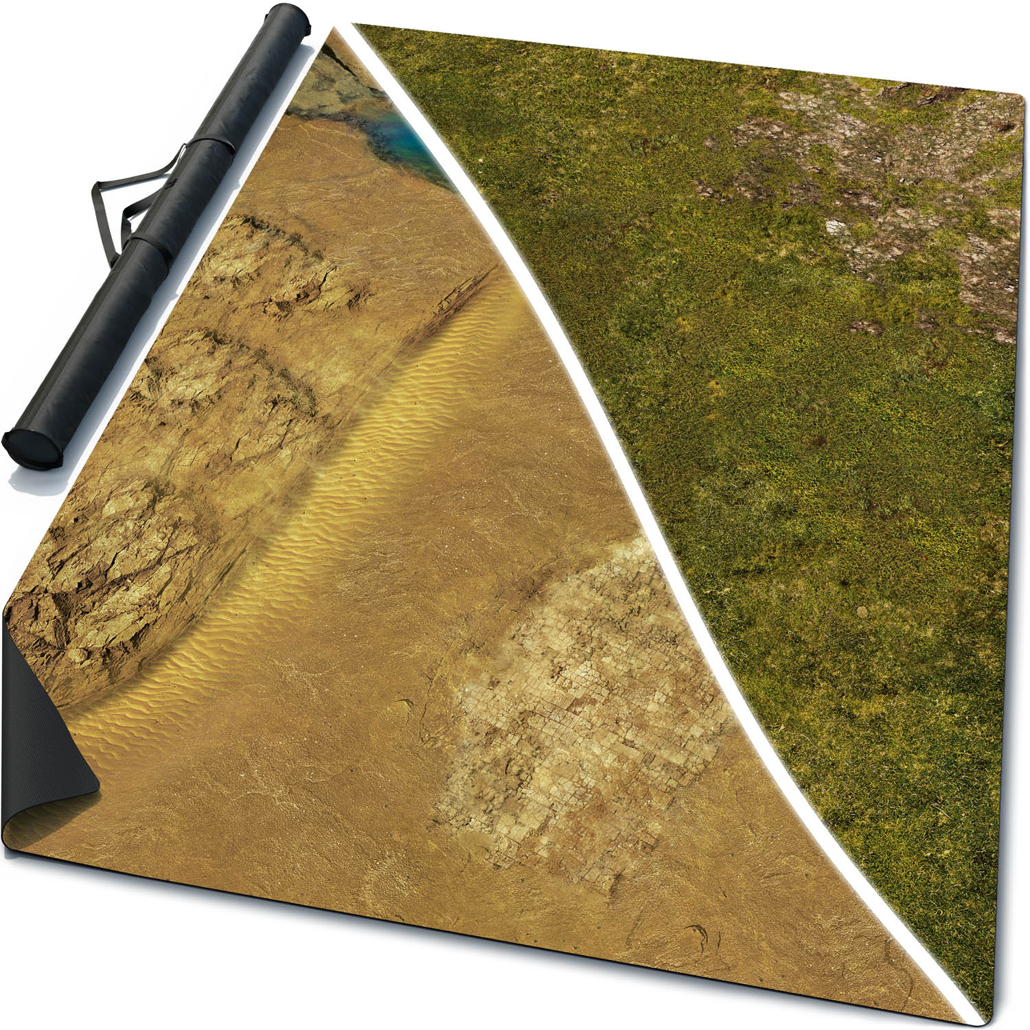 Double-Sided Battle Mat Constructor