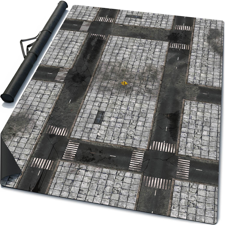 Battle mat: Arcago