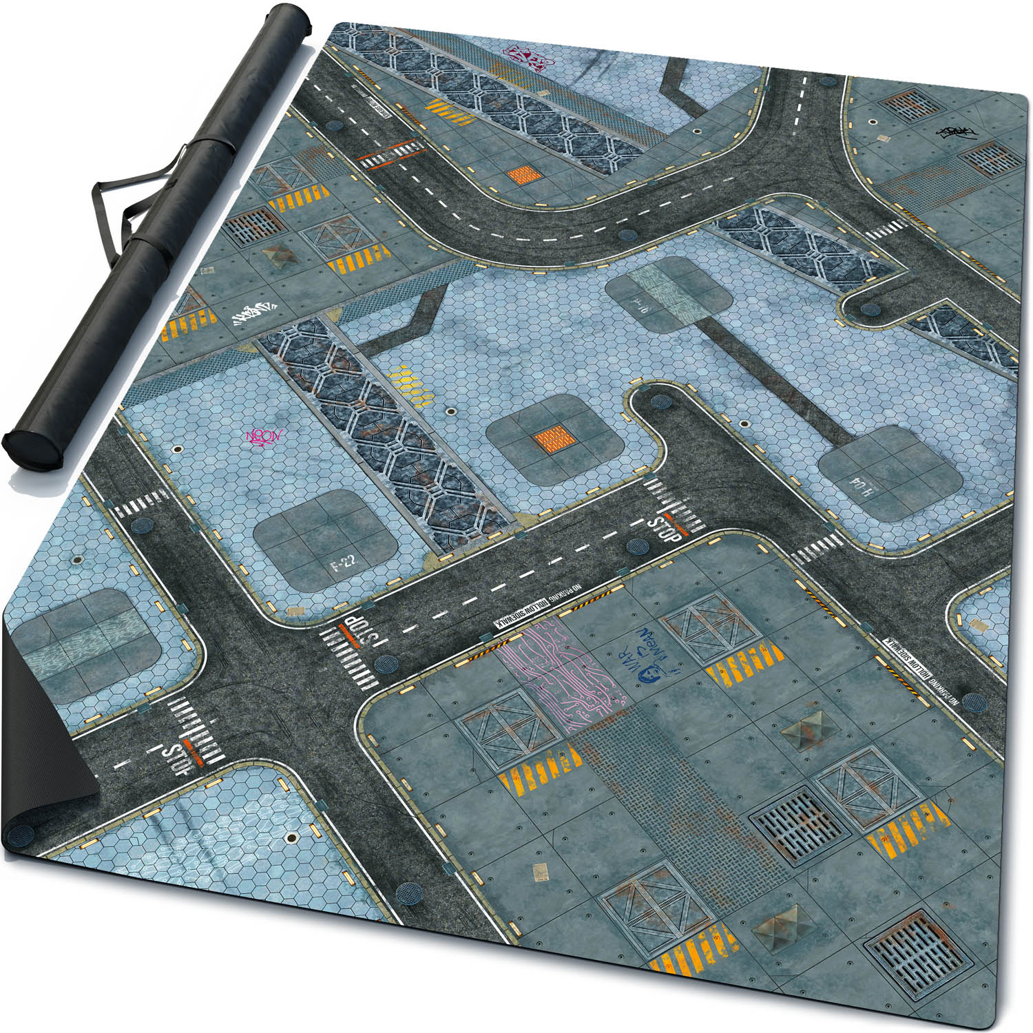 Battle mat: Incorporation